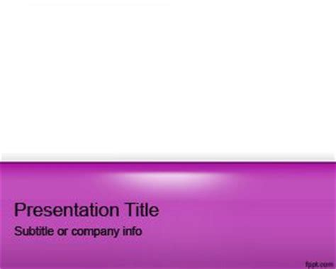 template powerpoint violet free violet gloss powerpoint template