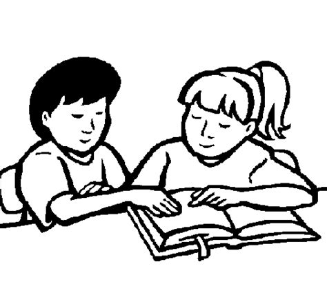 Free Coloring Pages Of Student Coloring Pages Students