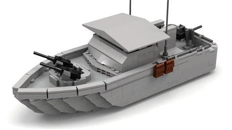 Mini Wolrd Wap Etnos Wacth lego war river patrol boat