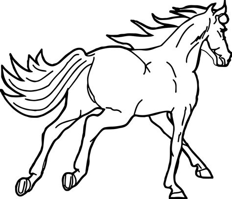 85 Arabian Horse Coloring Page Coloring Page Arabian Coloring Pages