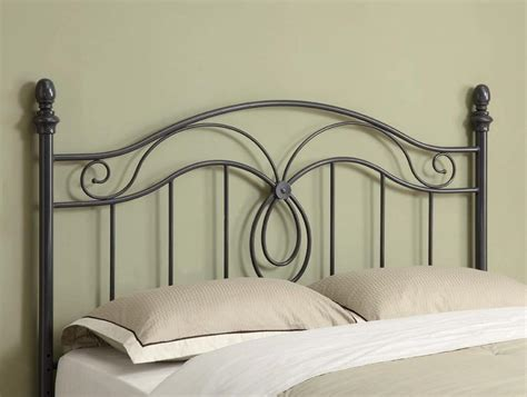 wrought iron headboards king metal headboard queen full image for metal headboard