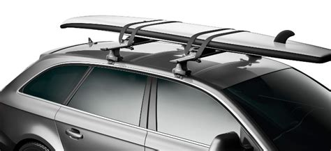 kayak carriers canoe sup racks thule rhino roof
