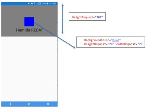 xamarin relativelayout center xamarin notes xamarin forms layouts codeproject
