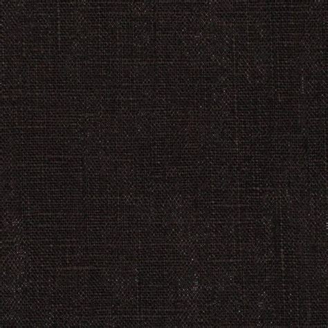 black upholstery european 100 linen black discount designer fabric