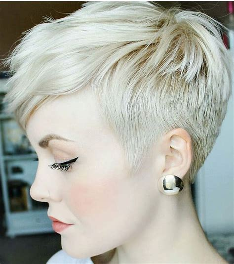 pixie cut back on pinterest shaved nape edgy pixie hair 931 best images about haarfarben kalte farbtypen on