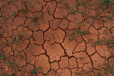 free photo ground drought dry outdoor clay free