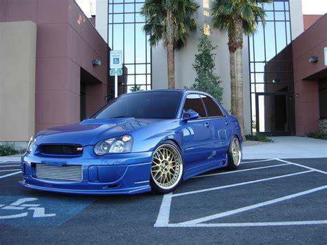 subaru 2004 custom subaru impreza wrx sti custom wheels work wheels vs xx