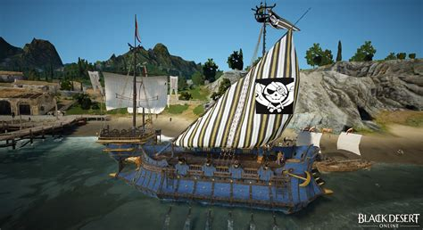 bdo fishing boat vs epheria sailboat full tier 2 guild boat armor blackdesertonline
