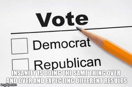 swing vote meme insanity vote imgflip