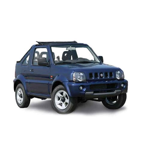 suzuki jimny 4x4 k k car rental
