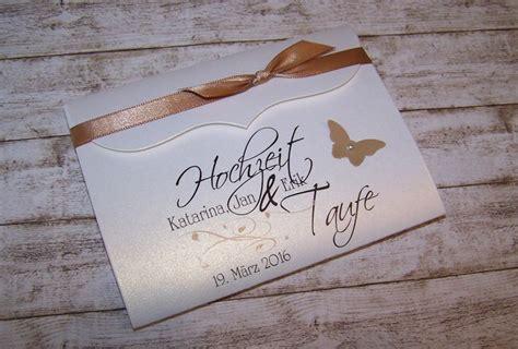 Hochzeit Und Taufe Einladung by 17 Best Images About Einladung Zur Hochzeit Taufe On
