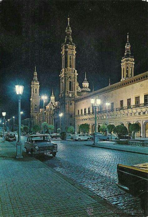 fotos antiguas zaragoza facebook plaza del pilar a 241 os 70 zaragoza ayer y hoy pinterest