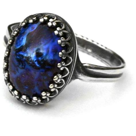 Blue Rings by 73 Best Dragons Breath Opal Images On