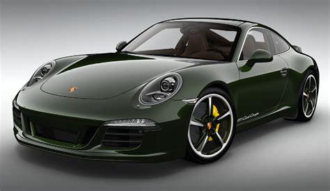 Porsche 911 Sondermodelle by Porsche Sondermodell 911 Club Coup 233 Autoblog Deutschland