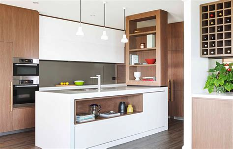 House And Home Magazine Kitchen Contest by Kitchen Makeover Stylish And Streamlined Home Beautiful