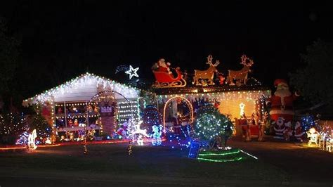 Blacktown Council S Christmas Light Competition Opens To Lights Quakers Hill