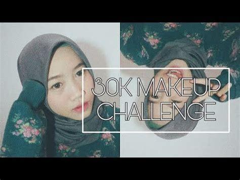 Eyeliner Ratu Ayu 30k makeup challenge quot no makeup quot makeup ratuayusa