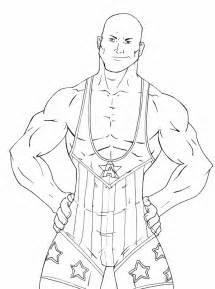 wwe coloring pages john cena gallery