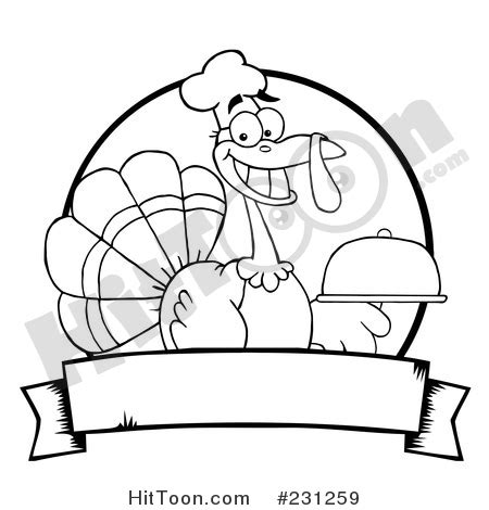 thanksgiving outline thanksgiving clipart free black and white images