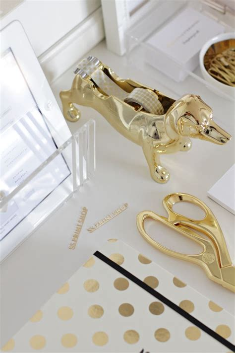 Gold Desk Accessories 1000 Ideas About Gold Desk Accessories On Gold Desk Desk Accessories And Gold Office