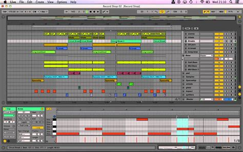 tutorial drum and bass ableton ableton live drum and bass youtube