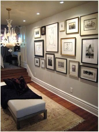 Feinedinge On The Wall by 1000 Images About Creating Multi Framed Wall On