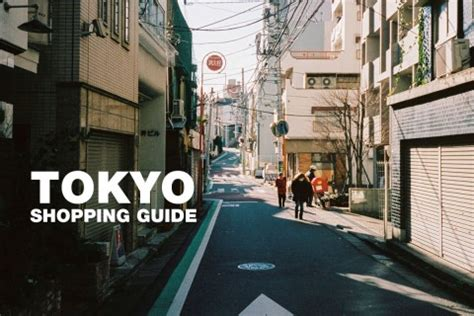 Is In The Airstylecom Shopping Guide by Tokyo Shopping Must See Places For Fashion Sneakers Food