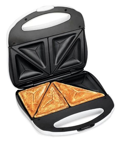 Russell Hobbs Sandwich Toaster Device To Make Grilled Cheese In A Toaster