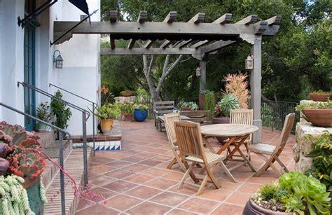 pergola and patio cover santa barbara ca photo