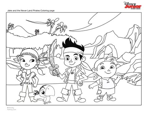 dibujos para pintar jake y los piratas laminas para colorear coloring pages jake y los piratas