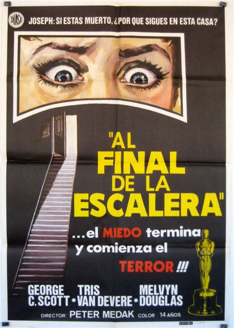el final de la quot al final de la escalera quot movie poster quot the changeling quot movie poster