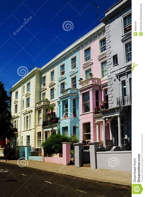 panchina di notting hill notting hill immagine stock editoriale immagine di