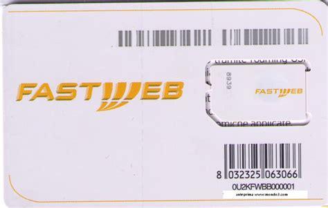 fastweb mobile ricaricabile fastweb mobile tariffazione al secondo per mobile fuel