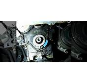 How To Replace The Front Crankshaft Oil Seal On A GM 31L