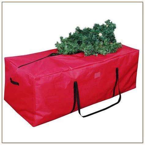 christmas tree storage box christmas decoration storage