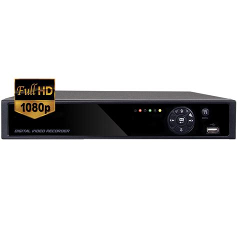 Dvr 4 Channel Brand Edge 5 In 1 2mp Hdmesin Rekam 4 channel hd sdi lite dvr