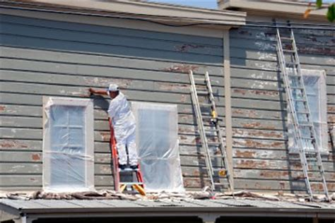 how to be a house painter exterior paint preparation techniques