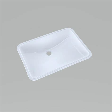 toto undermount bathroom sink toto 21 in undermount bathroom sink with cefiontect in