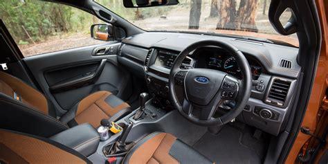 ford ranger interior 2016 ford ranger wildtrak review caradvice
