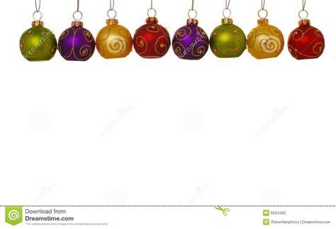 christmas ornaments royalty free stock photo image 6554405