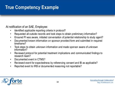 Proof Of Competency Letter Best Practices For Hiring And Clinical Research