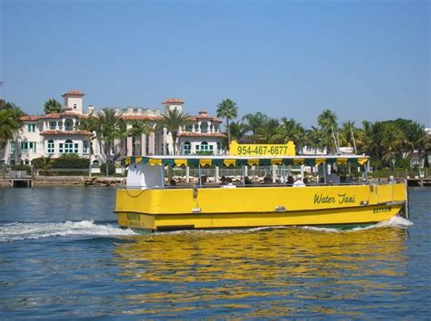 hollywood beach water conditions hollywood by water taxi south florida and beyond off the