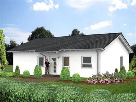 bungalow einfamilienhaus massivhaus haus bauen