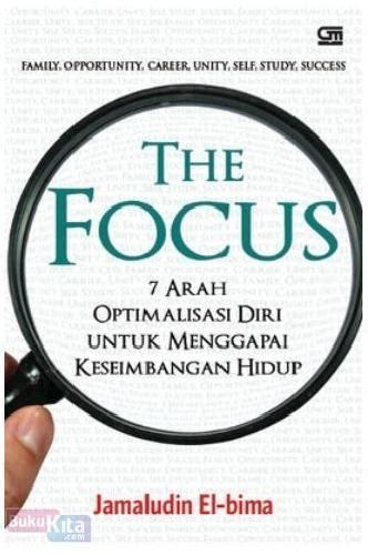 bukukita the focus 7 arah optimalisasi diri untuk