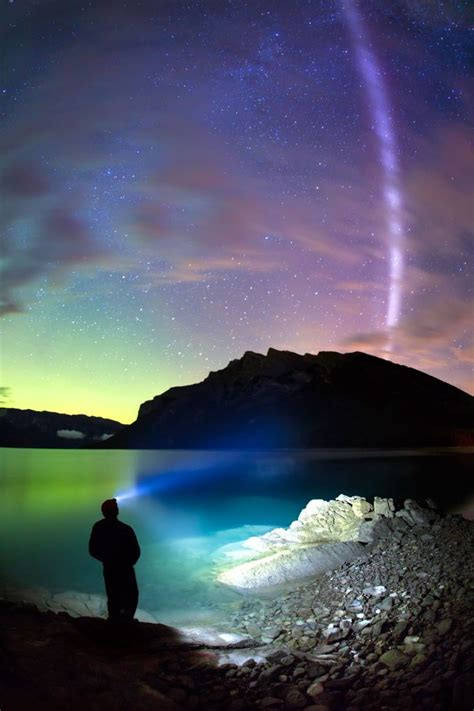 what are the northern lights called northern light chasers discover mysterious