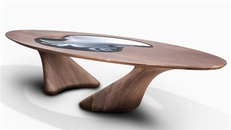 Home Furniture Decoration by Zaha Hadid S Last Furniture Collection Debuts In London