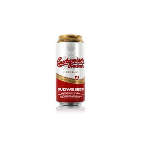 Budweiser L by Budweiser Budvar B Original 24 X 0 5 L Canned Bohemia