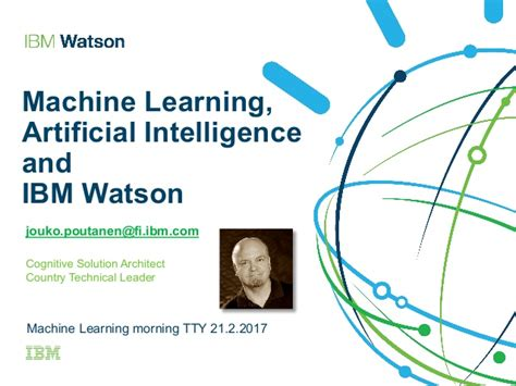 machine learning and cognition in enterprises business intelligence transformed books ml ai and ibm watson 101 for business