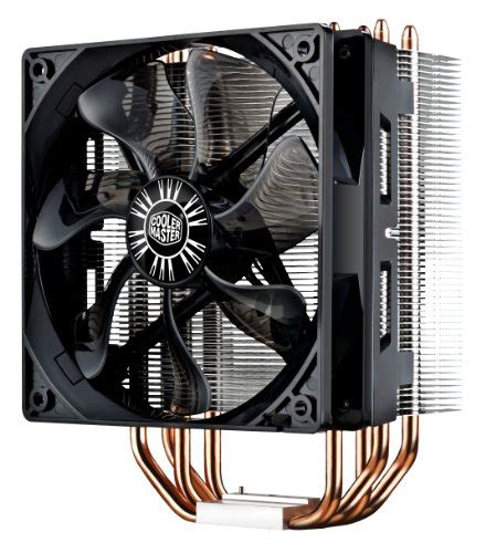 Cooler Master Hyper 212 Led With Pwm Fan cooler master hyper rr 212e 20pk r2 led cpu cooler with