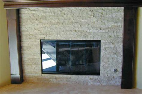 Split Fireplace by Ivory Light